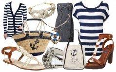 Морской стиль, как любопытная модная тенденция