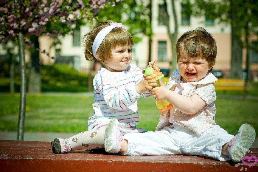 Проблема детской жадности. Примеры и аргументы