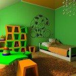 Правильные цвета для детской комнаты