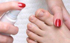 Народные средства против потливости ног