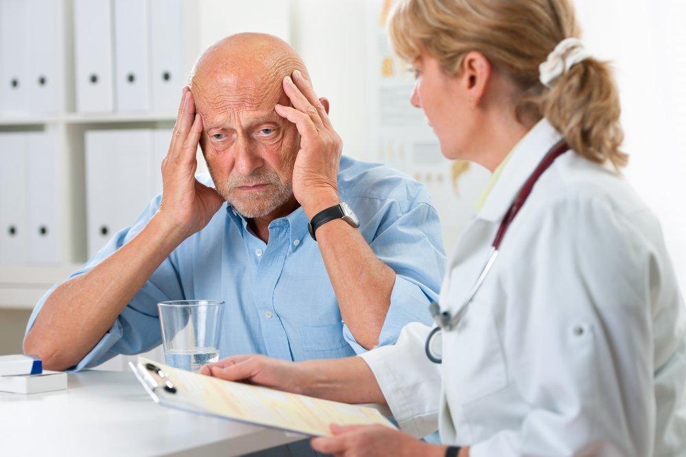 Новости медицины. Катализатором болезни Альцгеймера могут стать тревожные мысли и сильные волнения