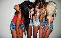 Лучшие друзья девушек… Кто они?
