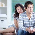 Аллергическая реакция на полового партнёра