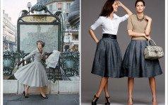 Французский стиль: элементы в женской одежде