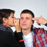 Молчание – ответ мужчины проблемам женщины